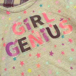Beautiful girl shirt 👚NWT 💥🌸